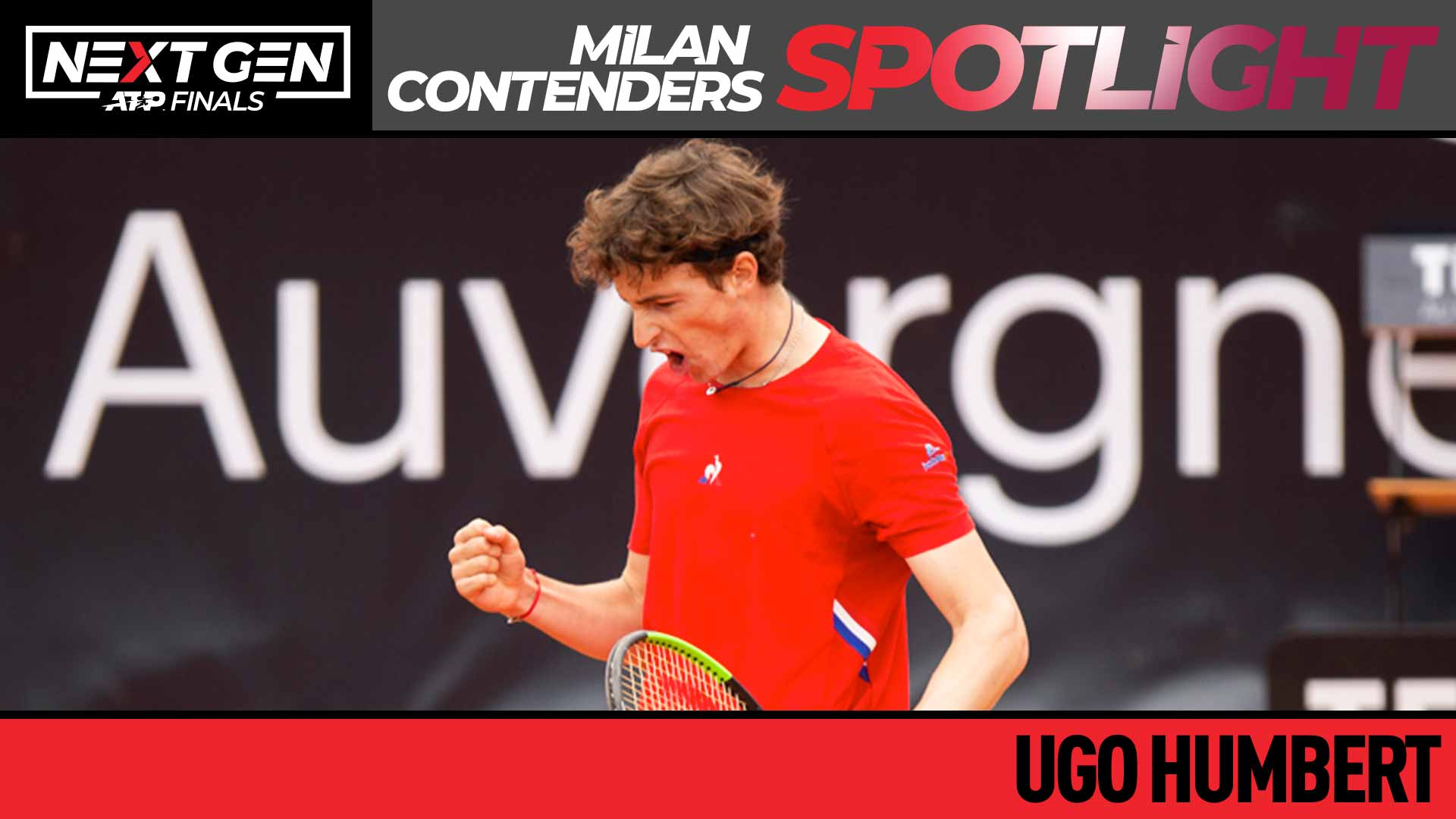 Ugo Humbert will face Denis Shapovalov next in Lyon