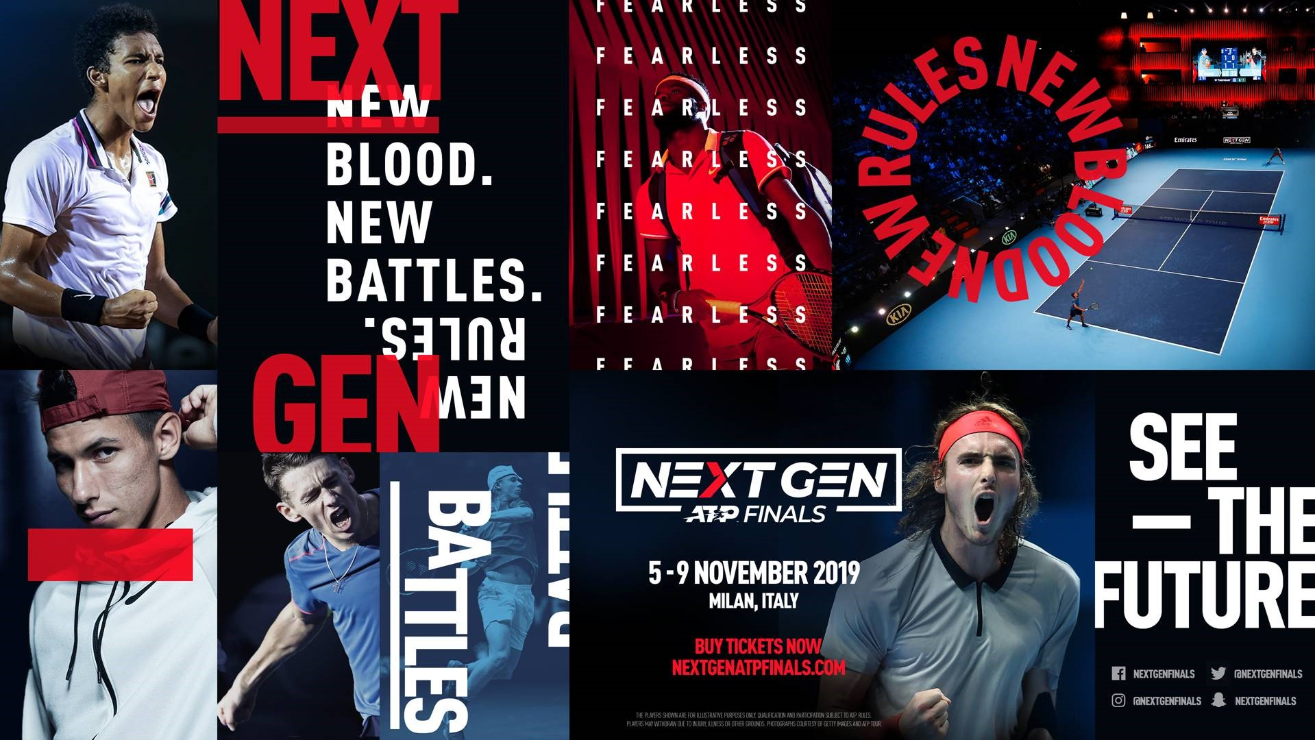 Next Gen ATP Finals, Milan