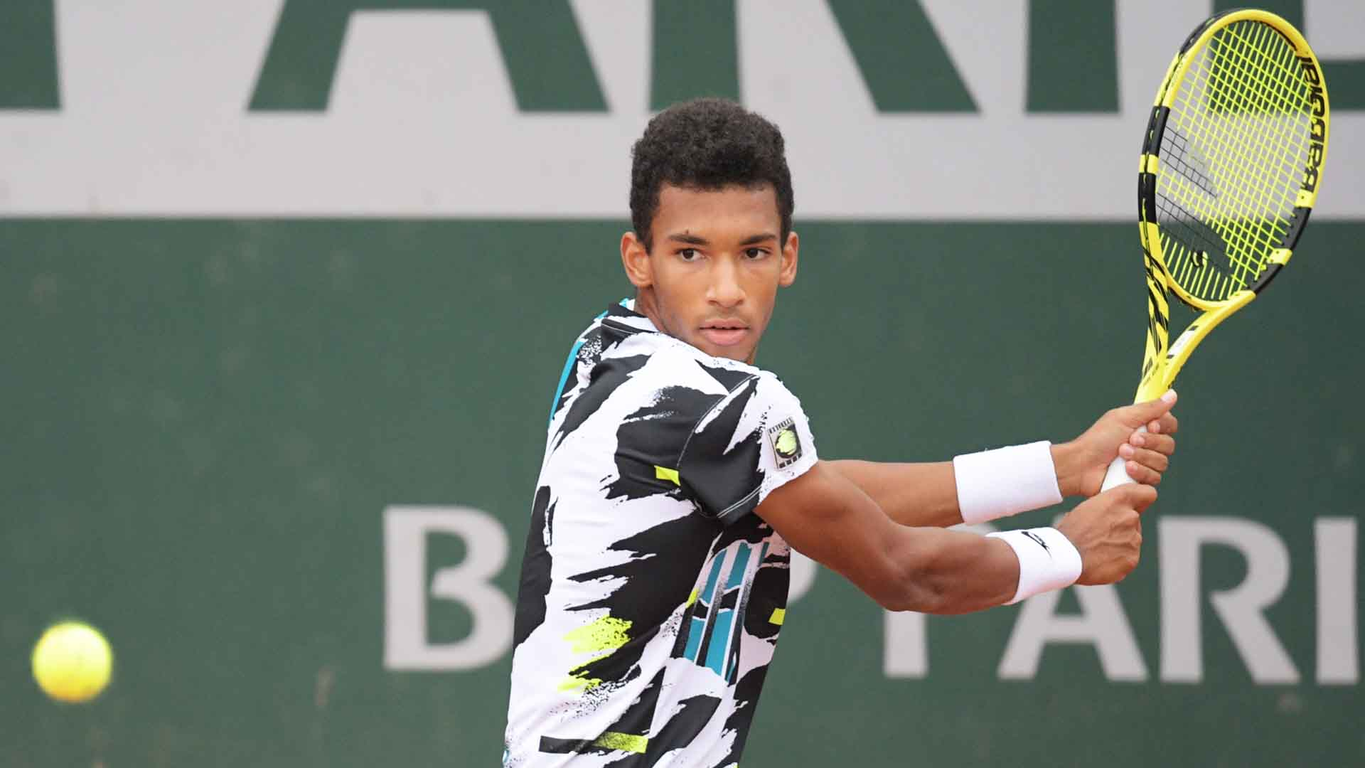 Felix Auger-Aliassime will donate $5 to EduChange for every point he wins during the 2021 ATP Tour season.